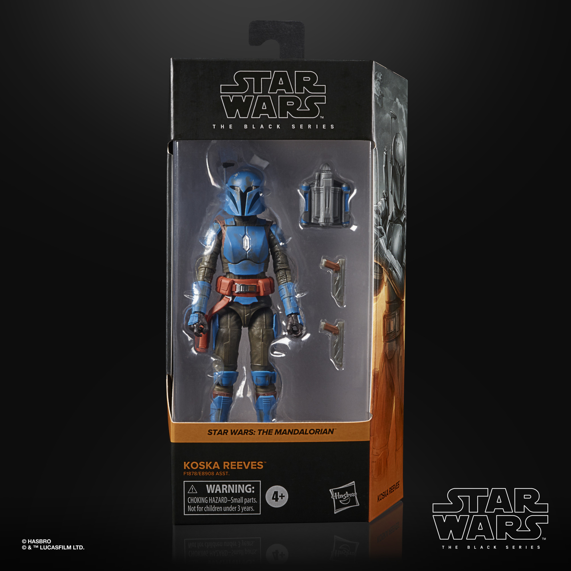 Star Wars The Black Series Koska Reeves Figure 15 cm  F1878 5010993828036