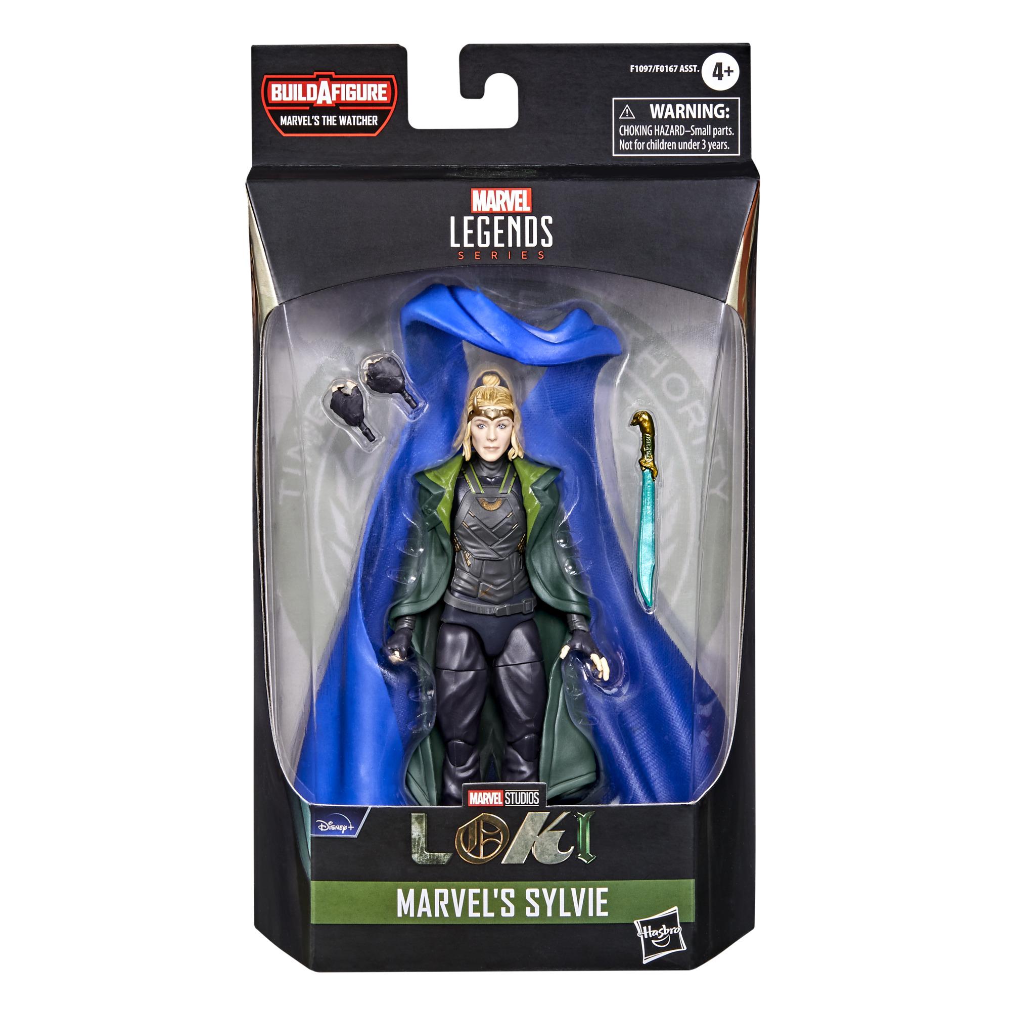 Marvel Legends Series Marvel's Sylvie