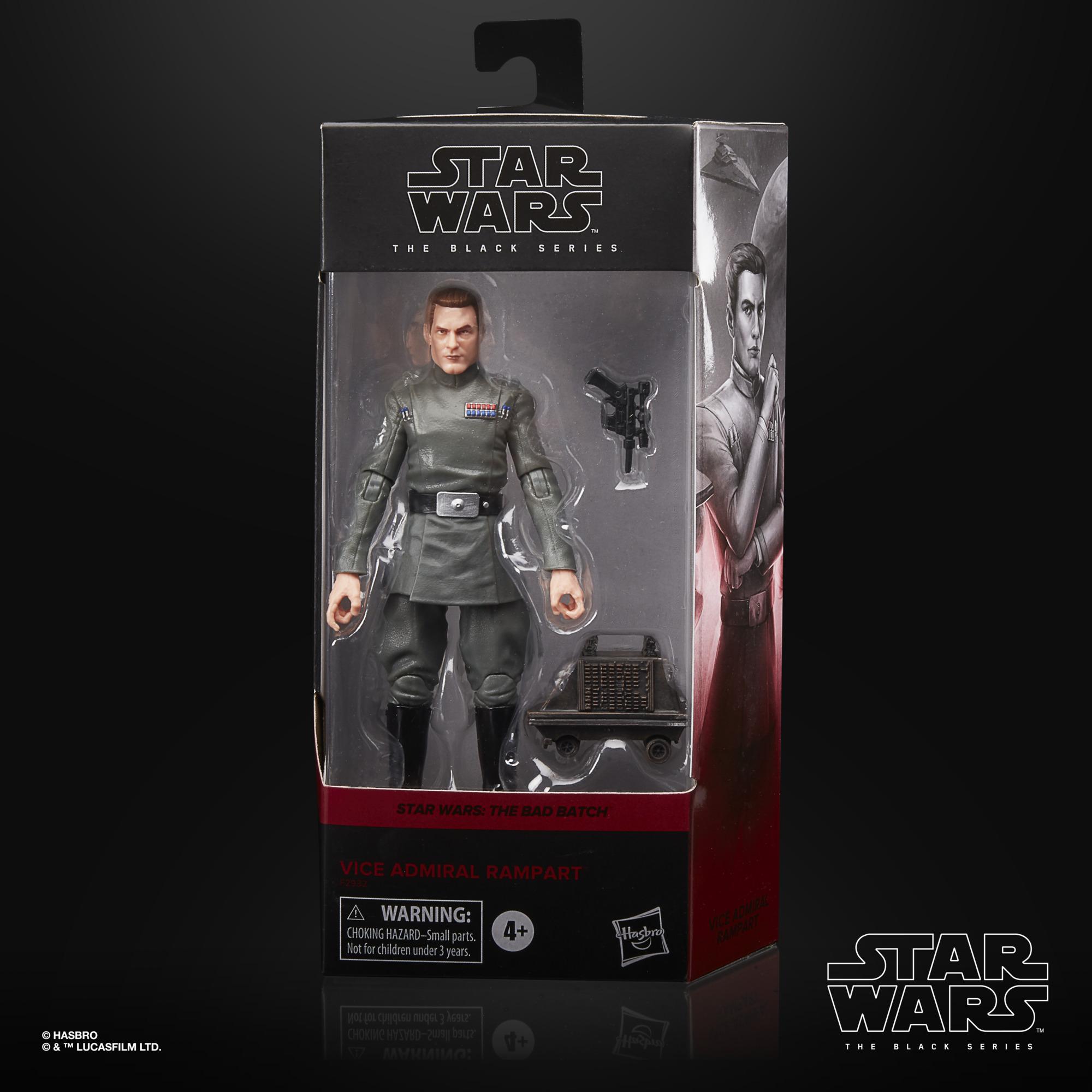 Star Wars The Black Series Vice Admiral Rampart F29325L00 5010993874262
