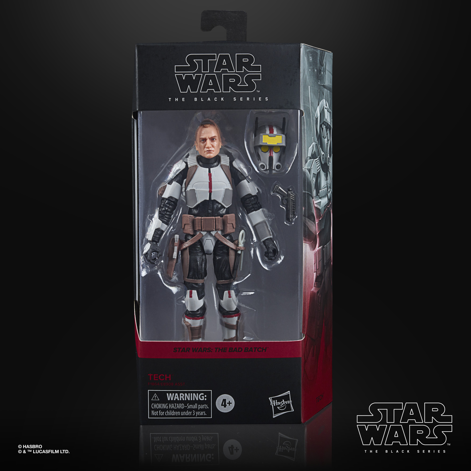 Star Wars The Black Series Tech 15cm  F1864 5010993828005