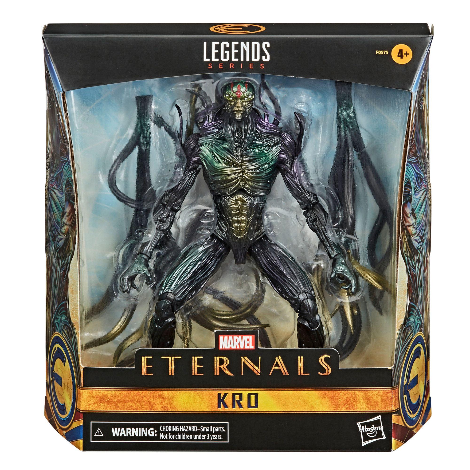Eternals Marvel Legens Series Deluxe Actionfigur Kro 15 cm HASF0575 5010993749713