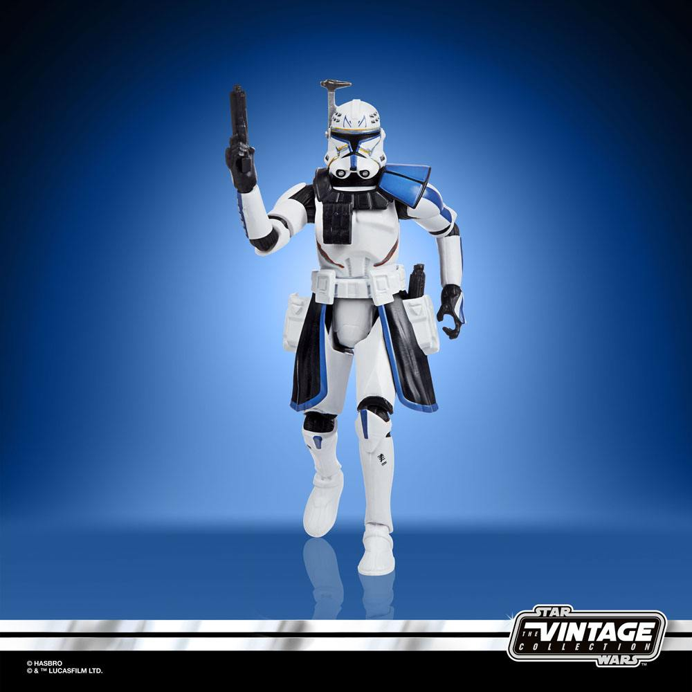 Star Wars The Vintage Collection Clone Commander Rex F1096 5010993800841