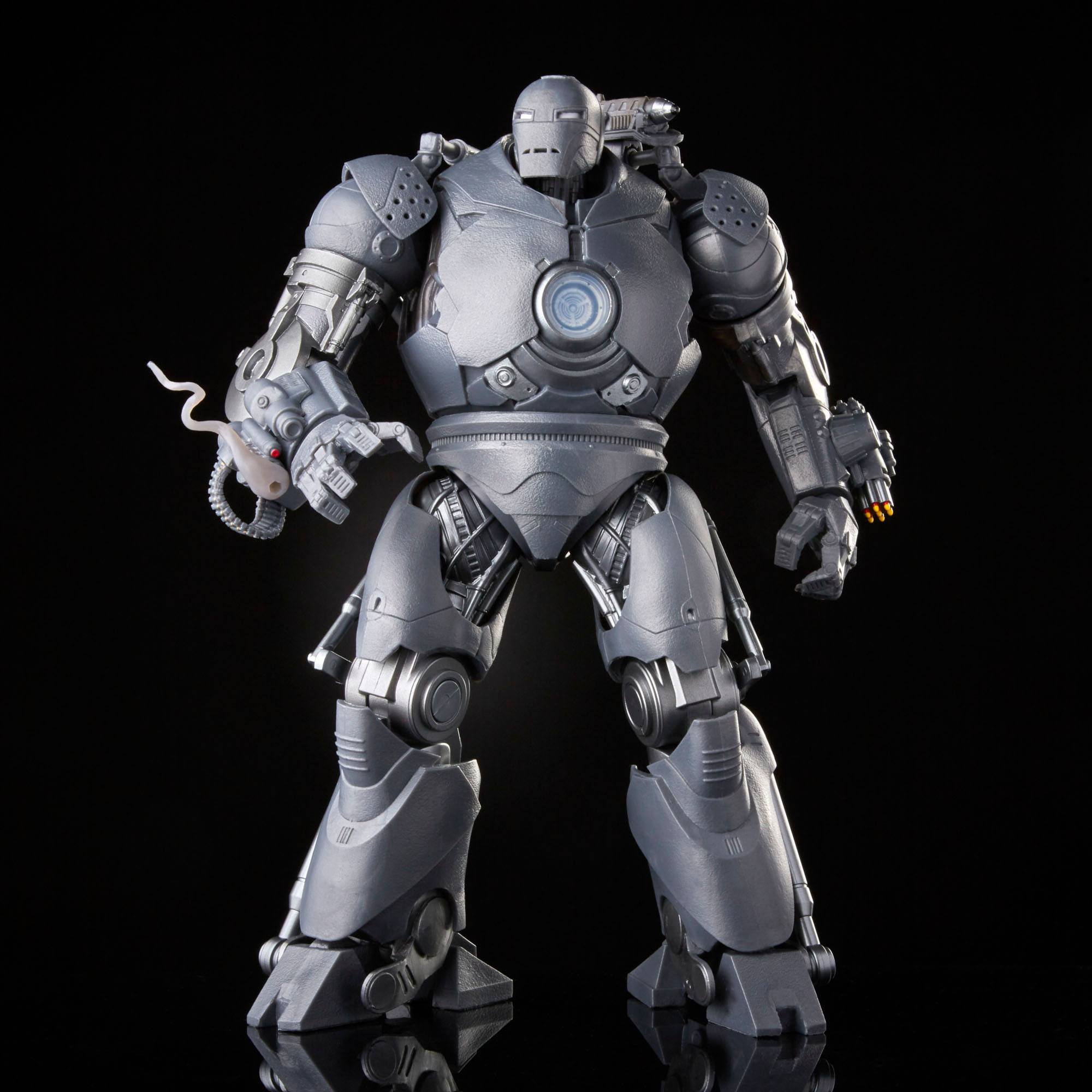 The Infinity Saga Marvel Legends Actionfiguren 2021 Obadiah Stane & Iron Monger (Iron Man) 15 cm F02185L0 5010993842681
