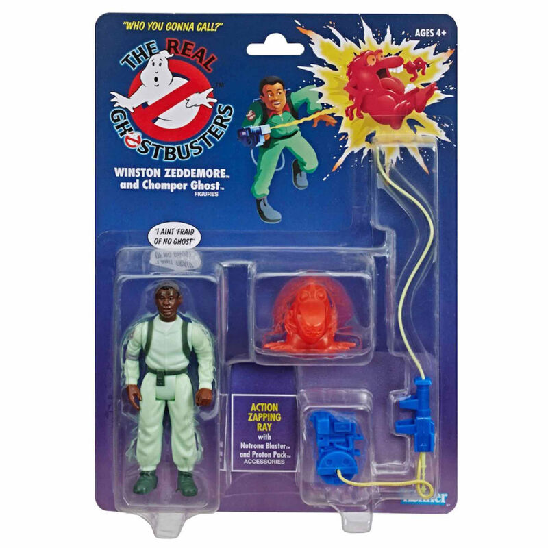 Ghostbusters Kenner Classics Action Figures Assortment (4) E95535L00 5010993690497