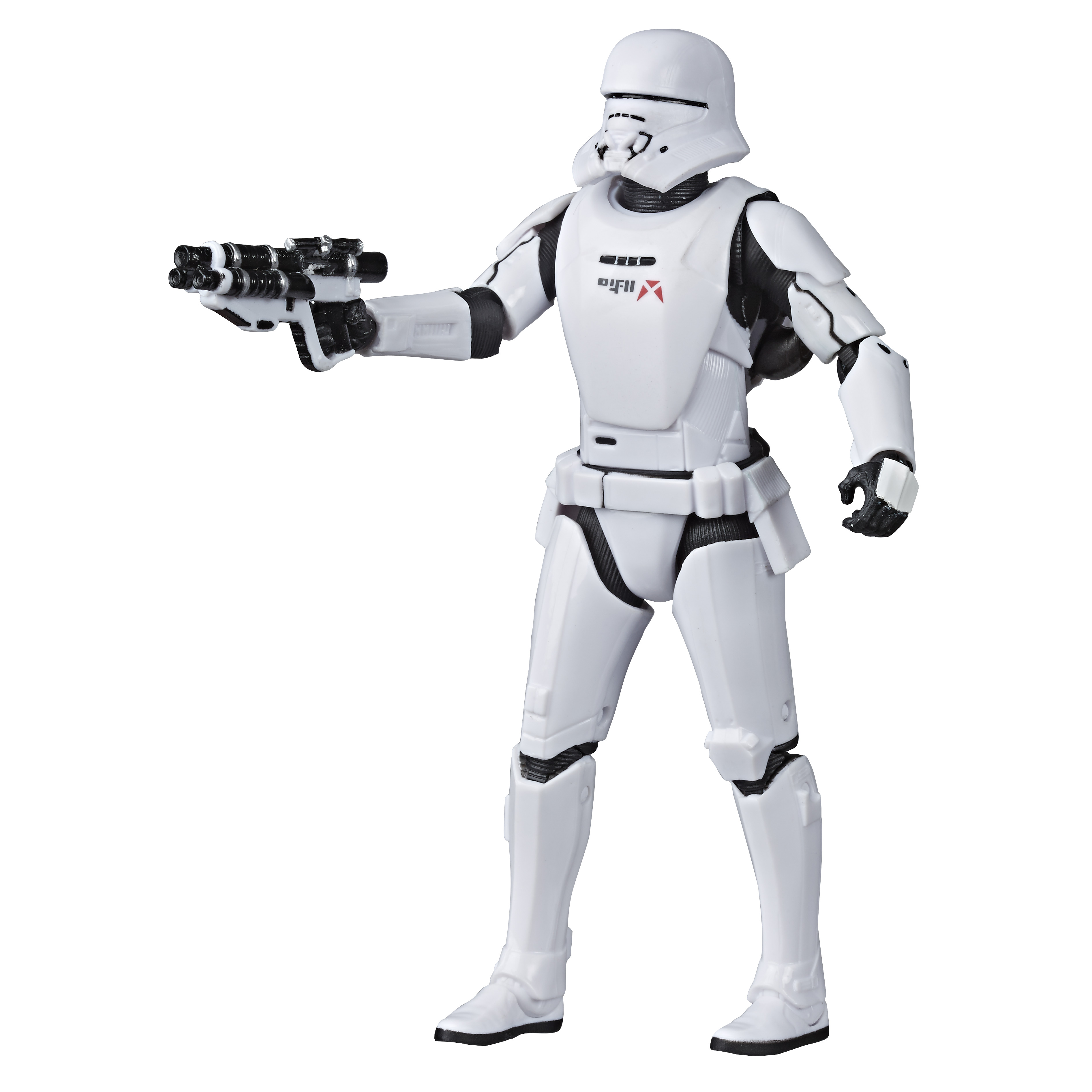 Star Wars The Black Series First Order Jet Trooper 15cm E4080 5010993635559