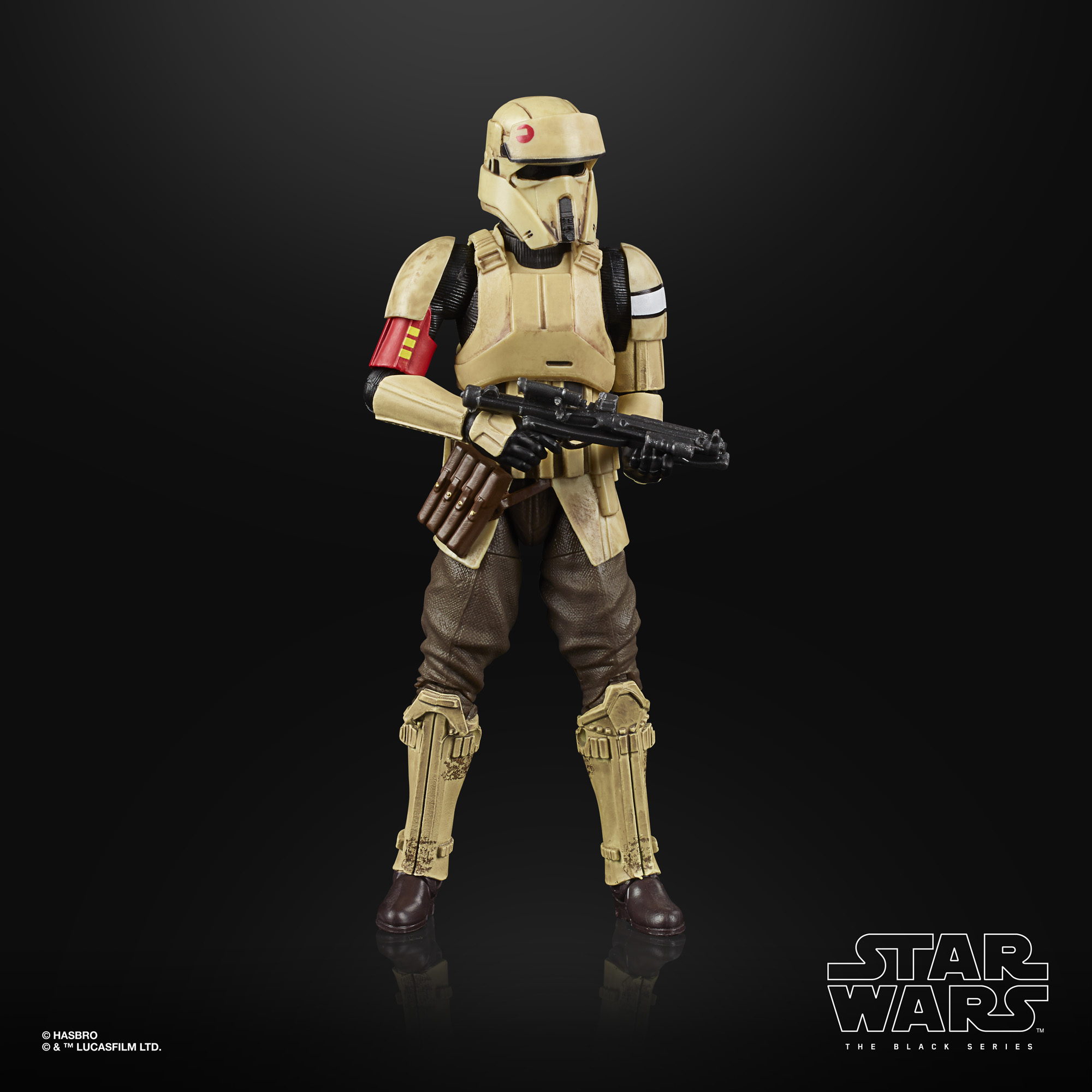 Star Wars The Black Series Archive Line Archive Shoretrooper 15cm F19055L00  5010993825387