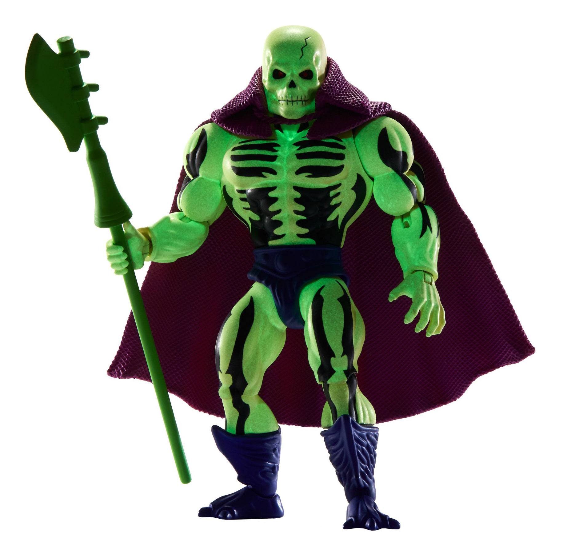 Masters of the Universe Origins Actionfigur 2020 Scare Glow 14 cm MATTGNN94 887961875393
