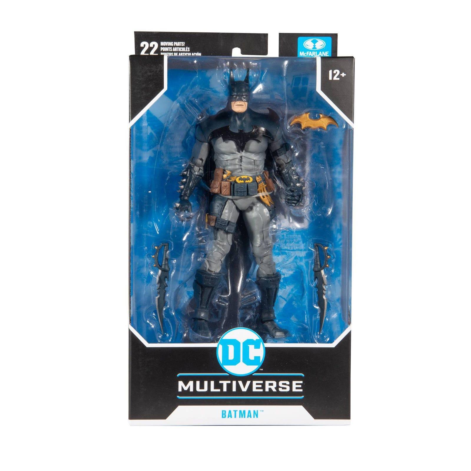 DC Multiverse Actionfigur Batman Designed by Todd McFarlane 18 cm - Preorder Mai 2021  787926150063