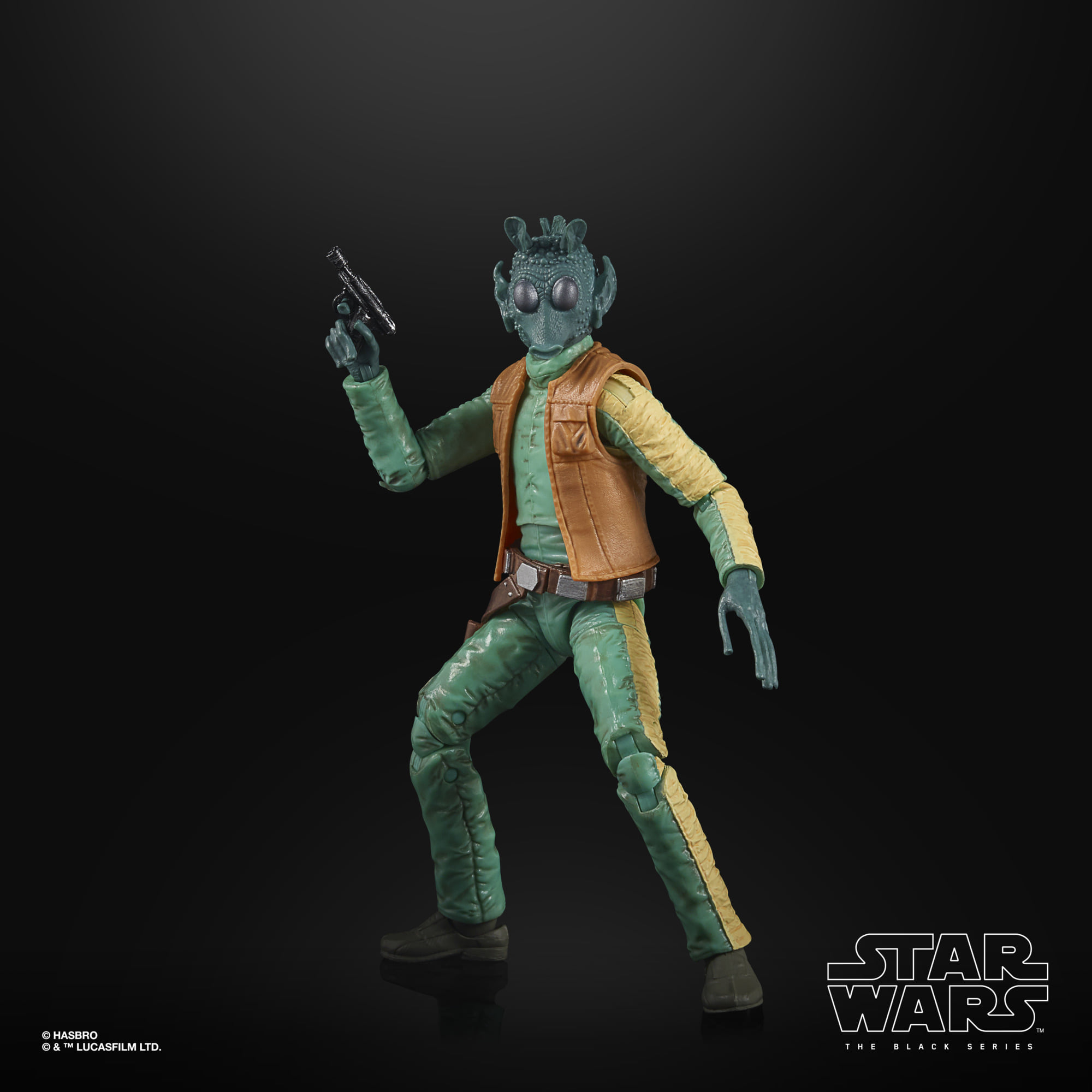 Star Wars The Black Series THE POWER OF THE FORCE - Greedo