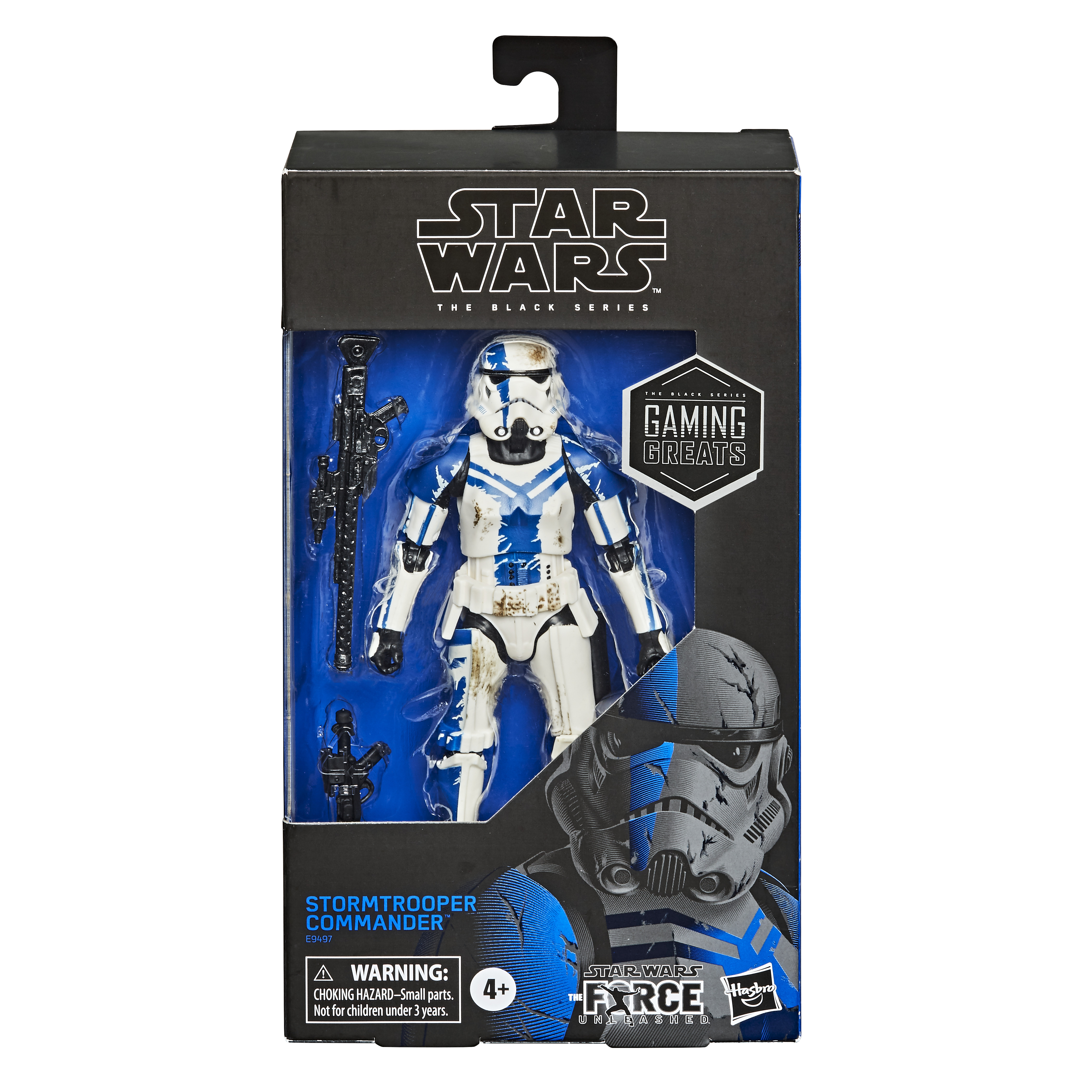 "Star Wars The Black Series Stormtrooper Commander Action Figure 6"" Reihe E9497 5010993689552"