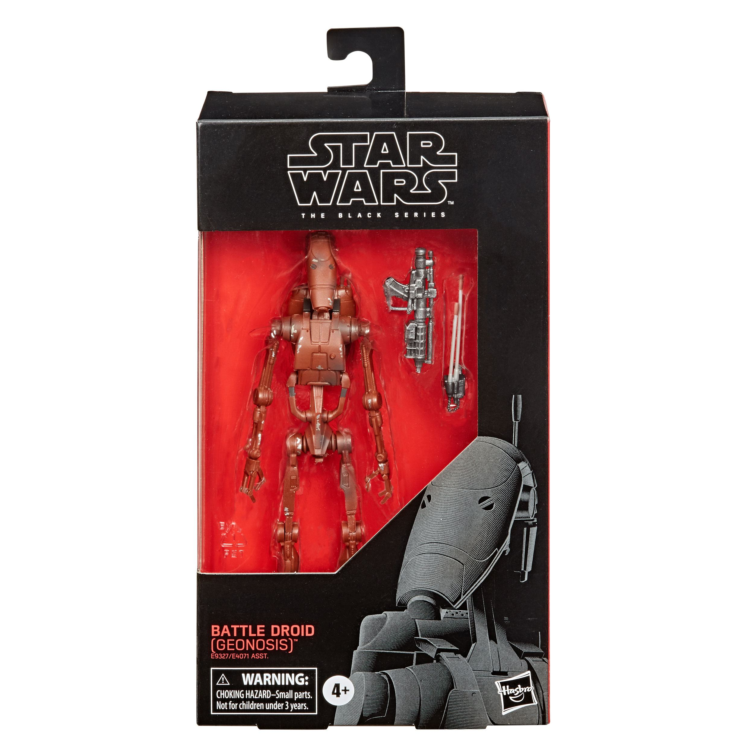 Star Wars The Black Series Battle Droid (Geonosis) Action Figure 15cm E9327 5010993731459