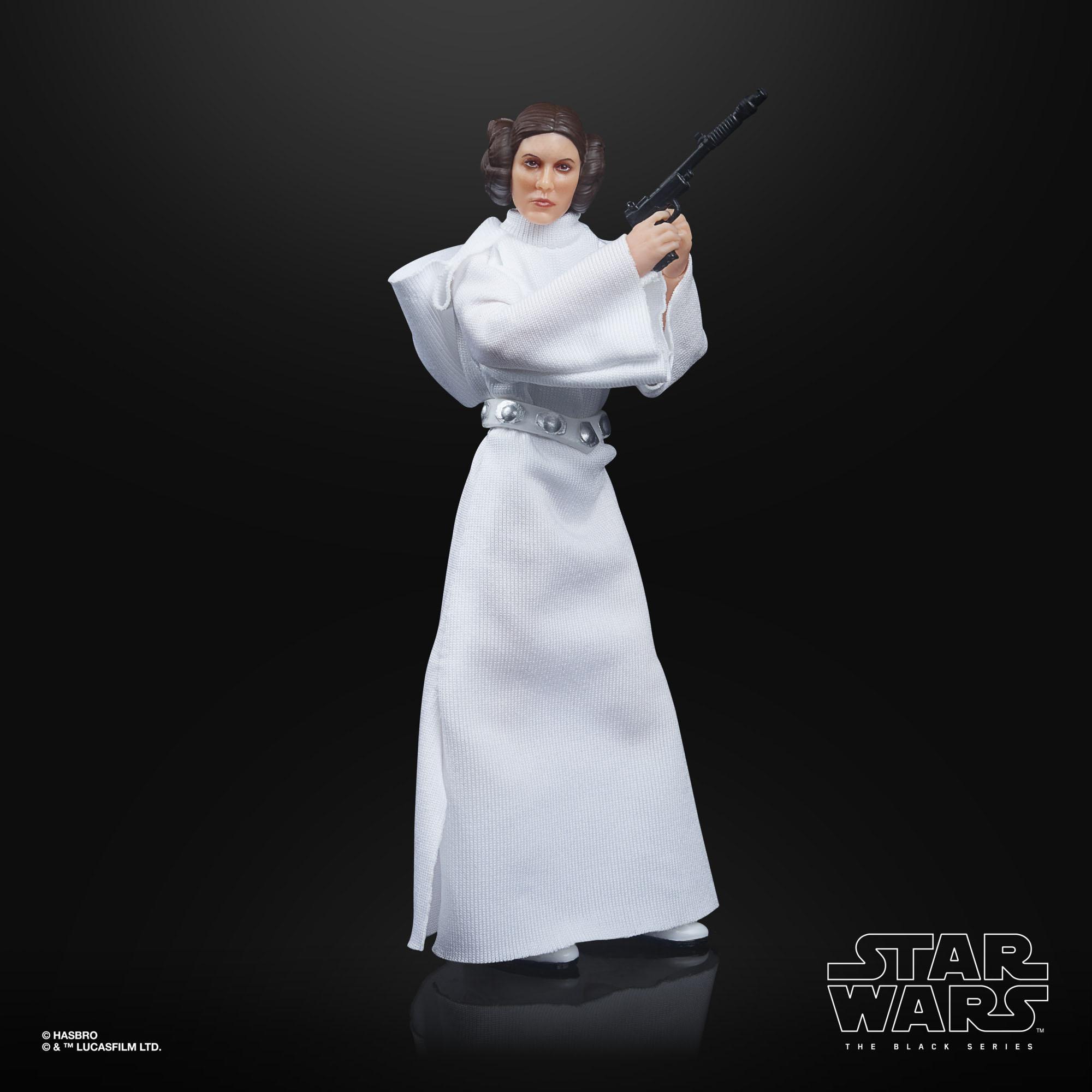 Star Wars The Black Series Archive Princess Leia Organa F1908