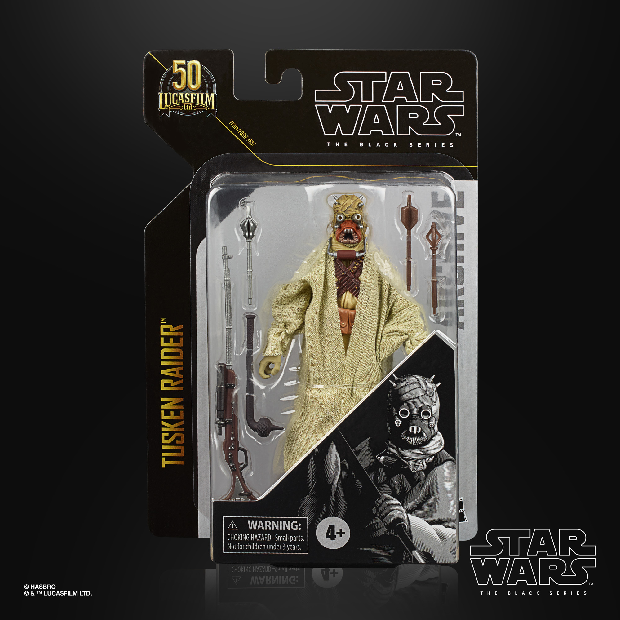 Star Wars The Black Series Archive Line Tusken Raider 15cm F19045L00 5010993825370