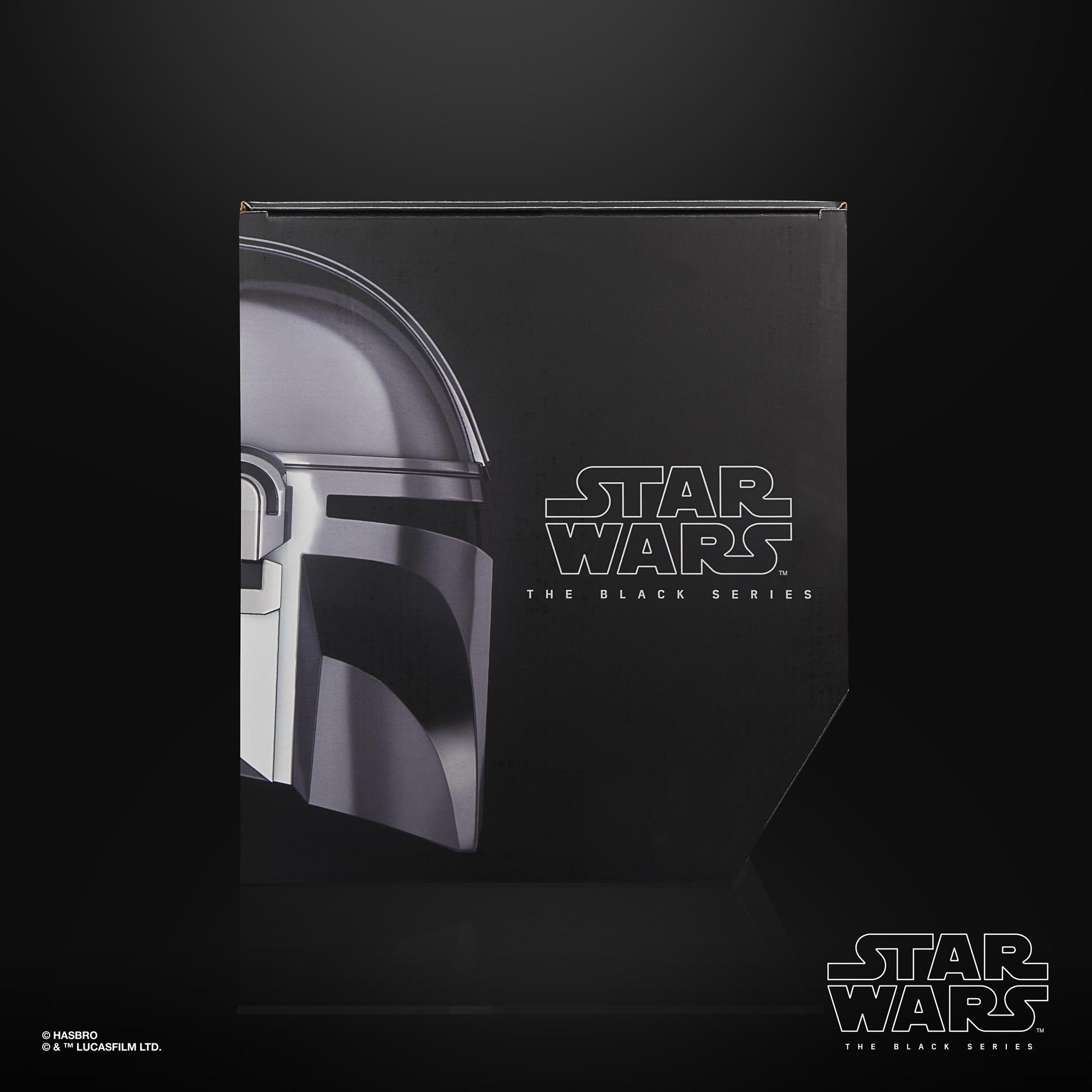 Star Wars The Black Series The Mandalorian Helmet F04935L0 5010993800933