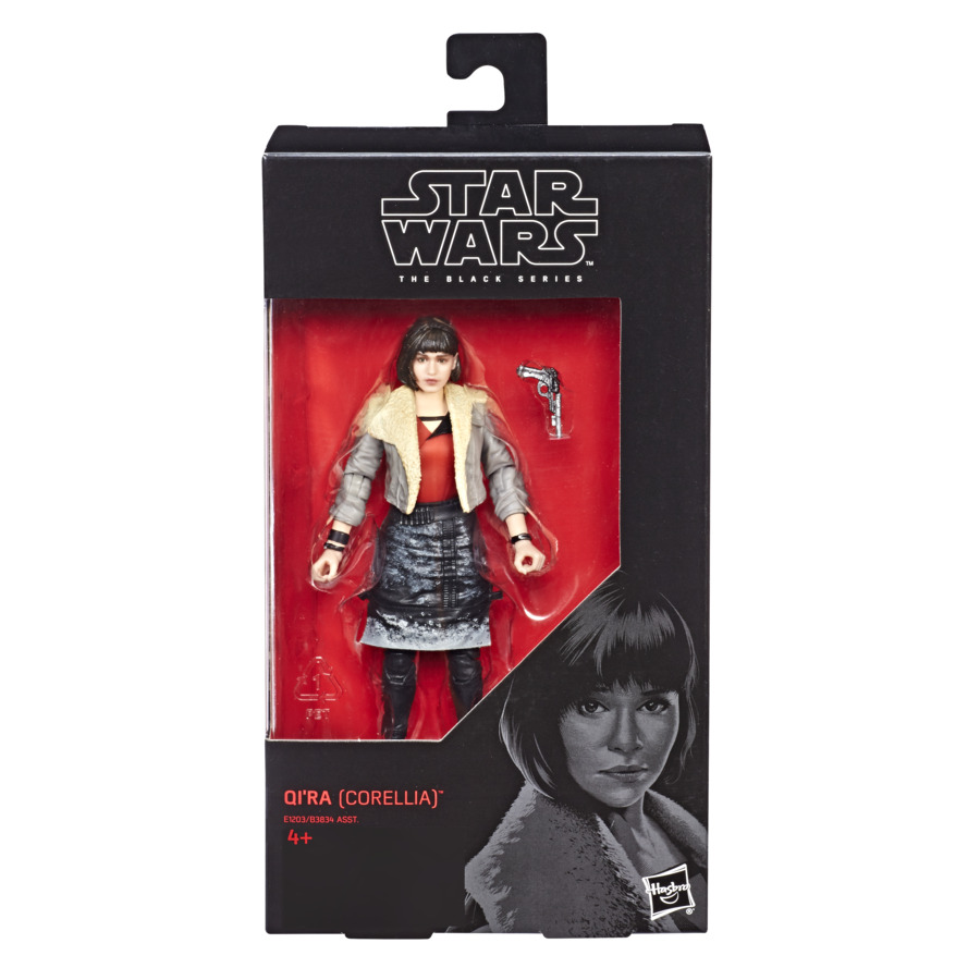 Star Wars Solo Black Series Actionfigur 2018 Qi'ra (Corellia) 15 cm E1203 5010993542161