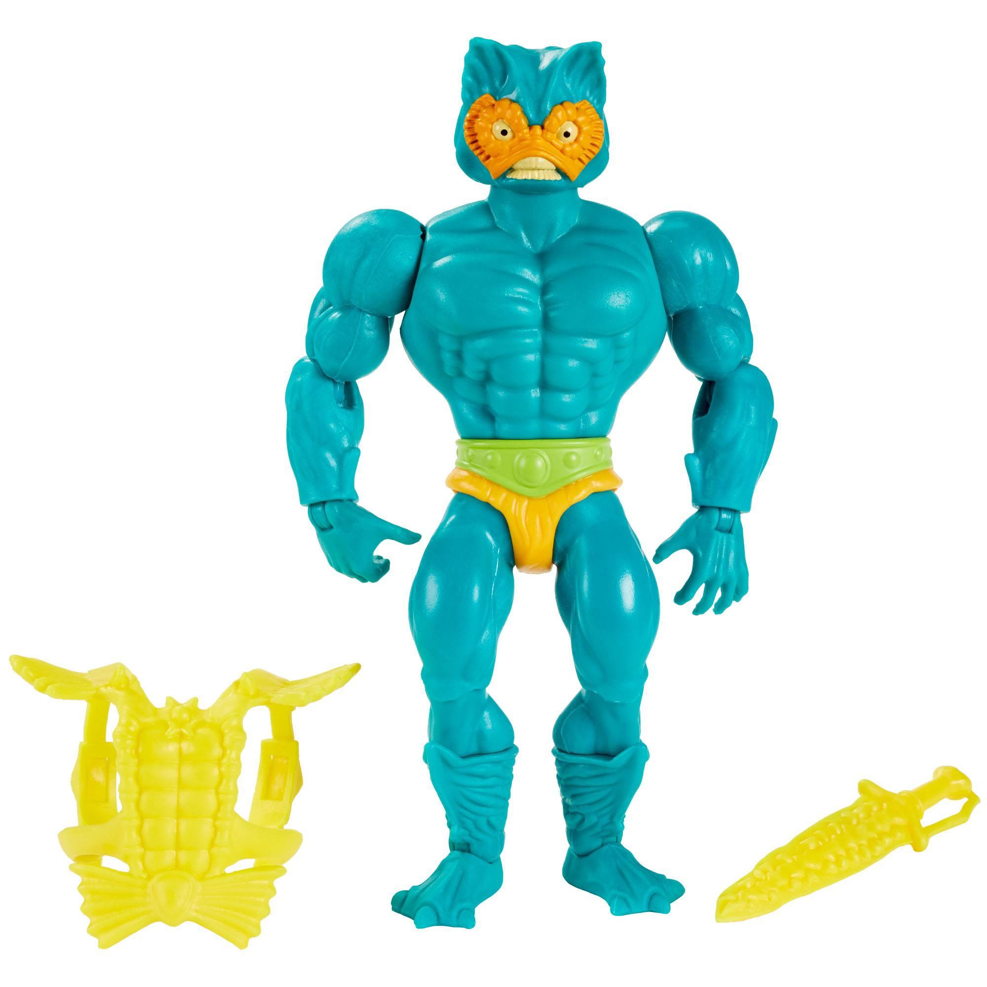 Masters of the Universe Origins Actionfigur 2021 Mer-Man 14 cm MATTGRX01 887961913408