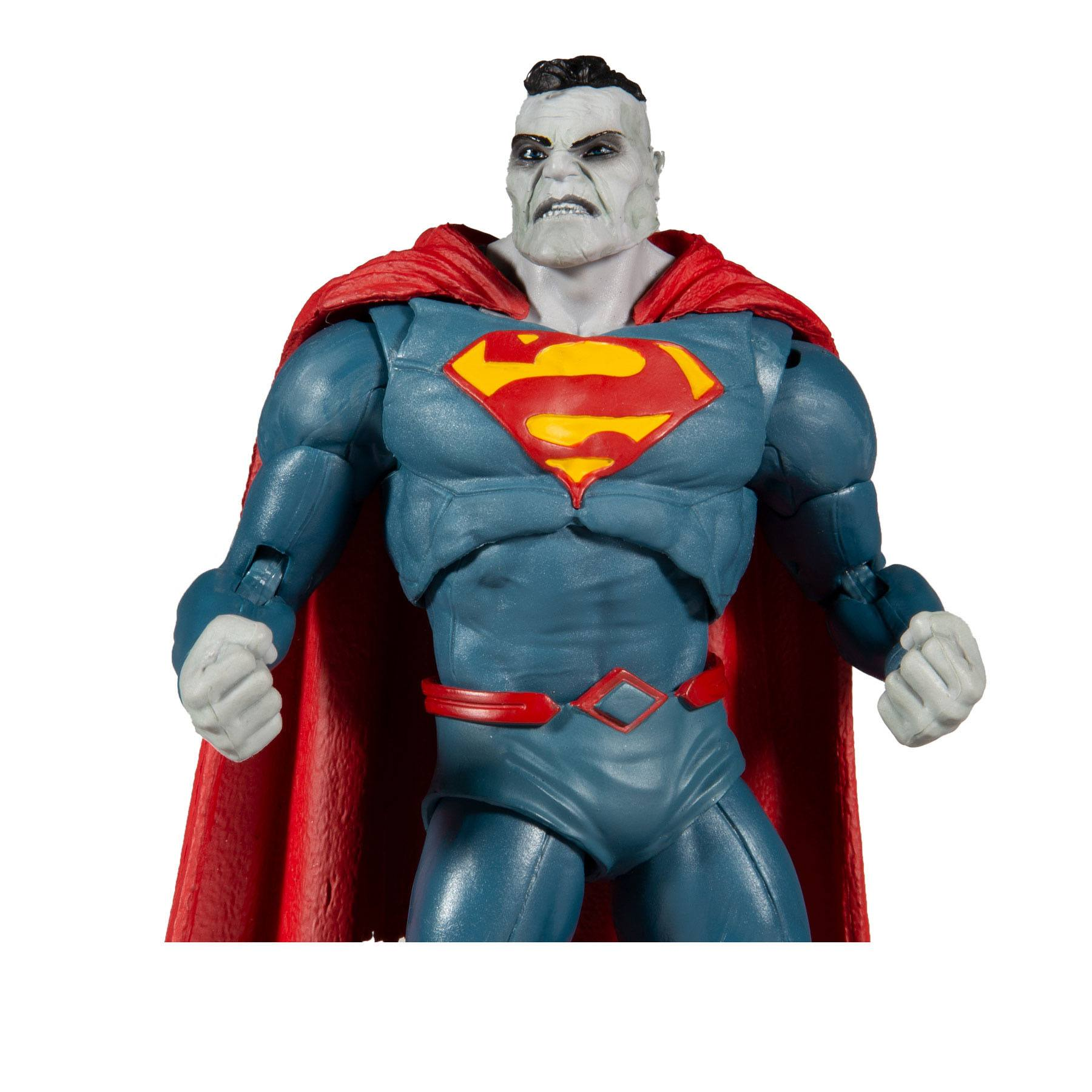 DC Multiverse Actionfigur Superman Bizarro (DC Rebirth) 18 cm MCF15145-9 787926151459