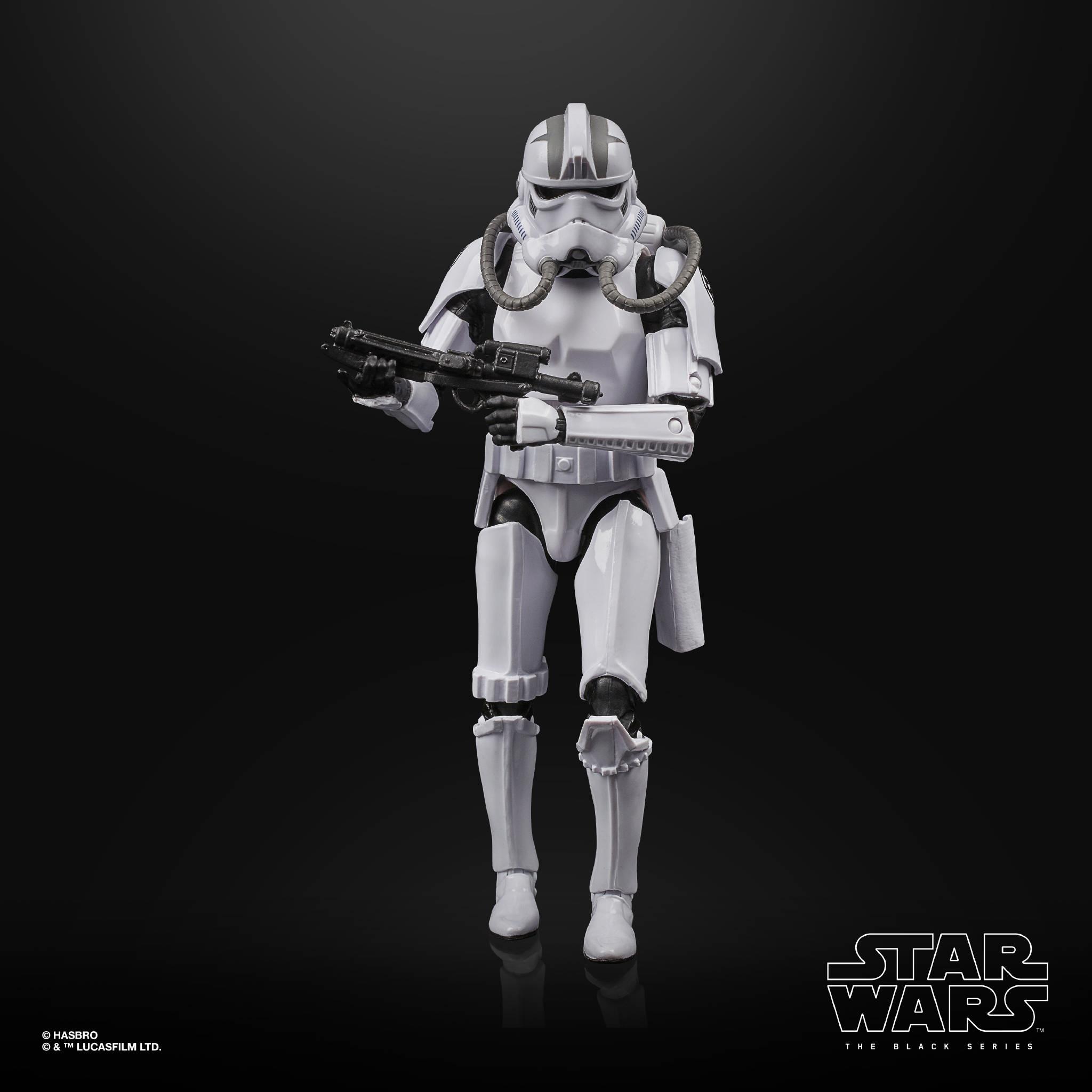 Star Wars The Black Series Gaming Greats Imperial Rocket Trooper F2819 5010993873494
