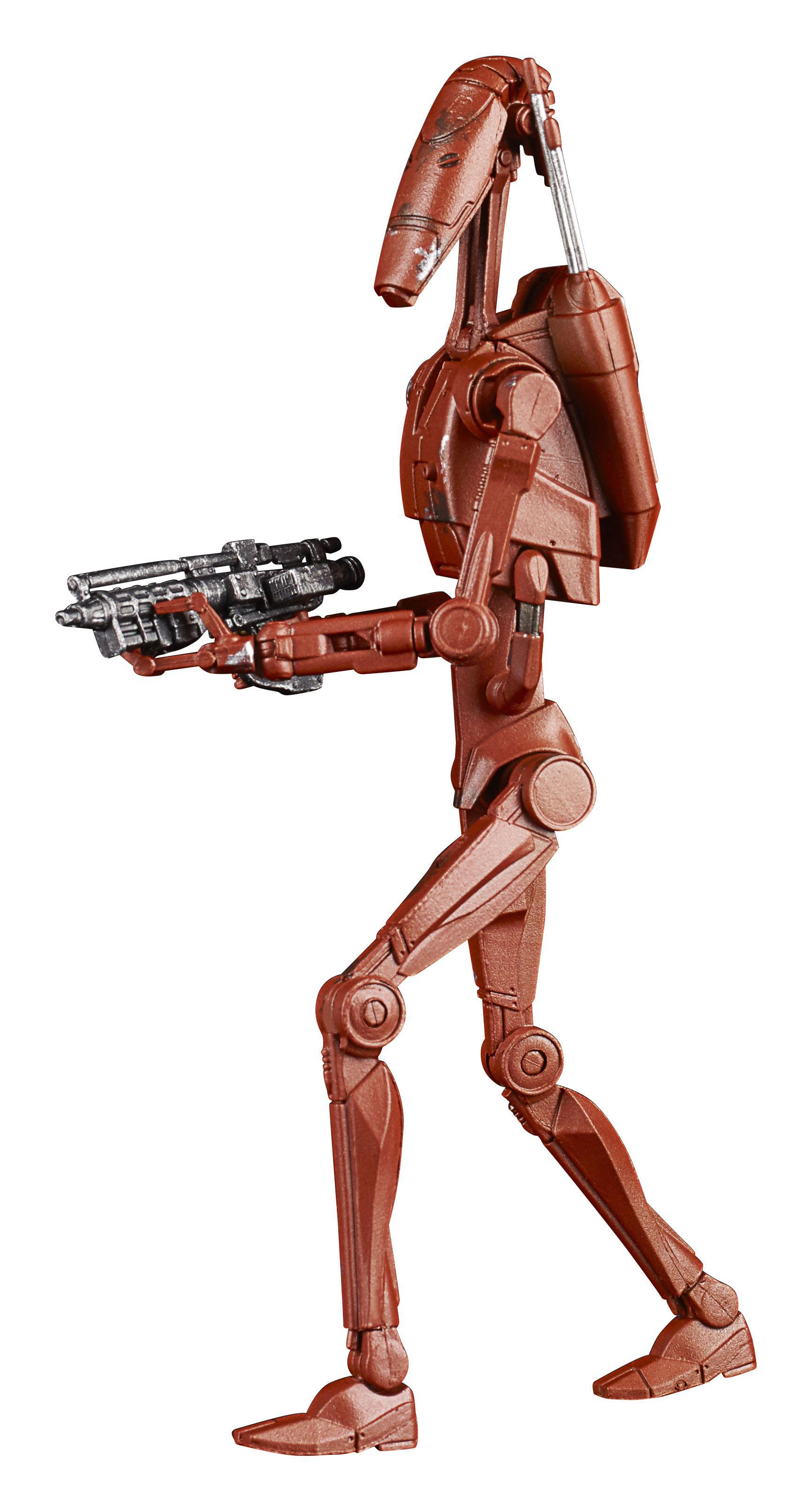Star Wars The Black Series Battle Droid (Geonosis) Action Figure 15cm E9327 5010993731459