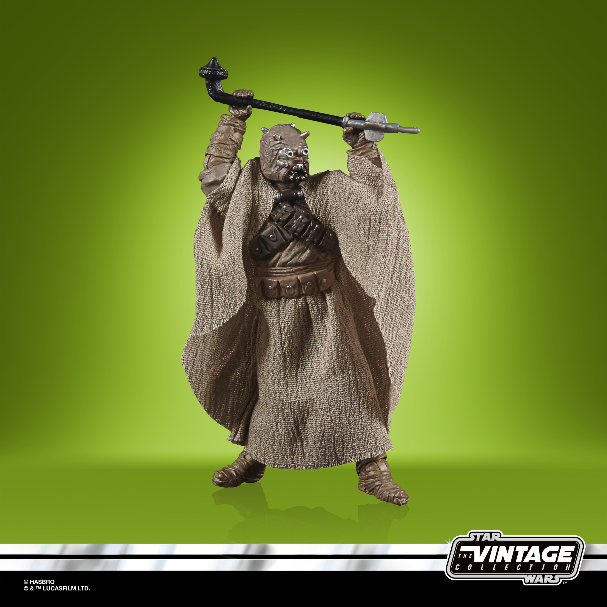 Star Wars The Vintage Collection Tusken Raider LUCASFILM 50TH ANNIVERSARY F31185L00