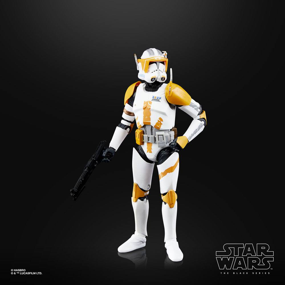 Star Wars Black Series Archive 50th Anniversary Clone Commander Cody F1309 5010993813414