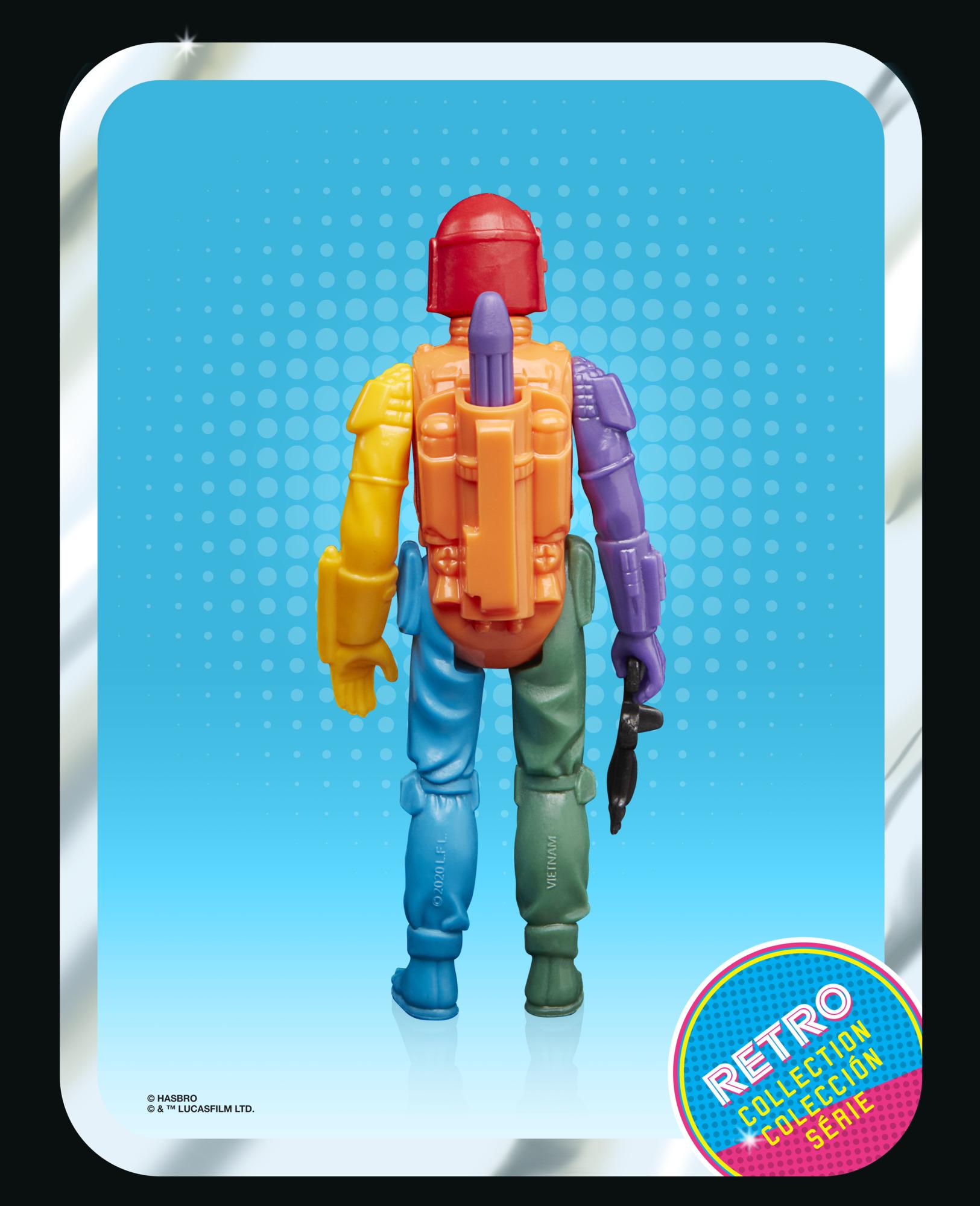 Star Wars Retro Collection Boba Fett Prototype Edition F27135L00 5010993867028