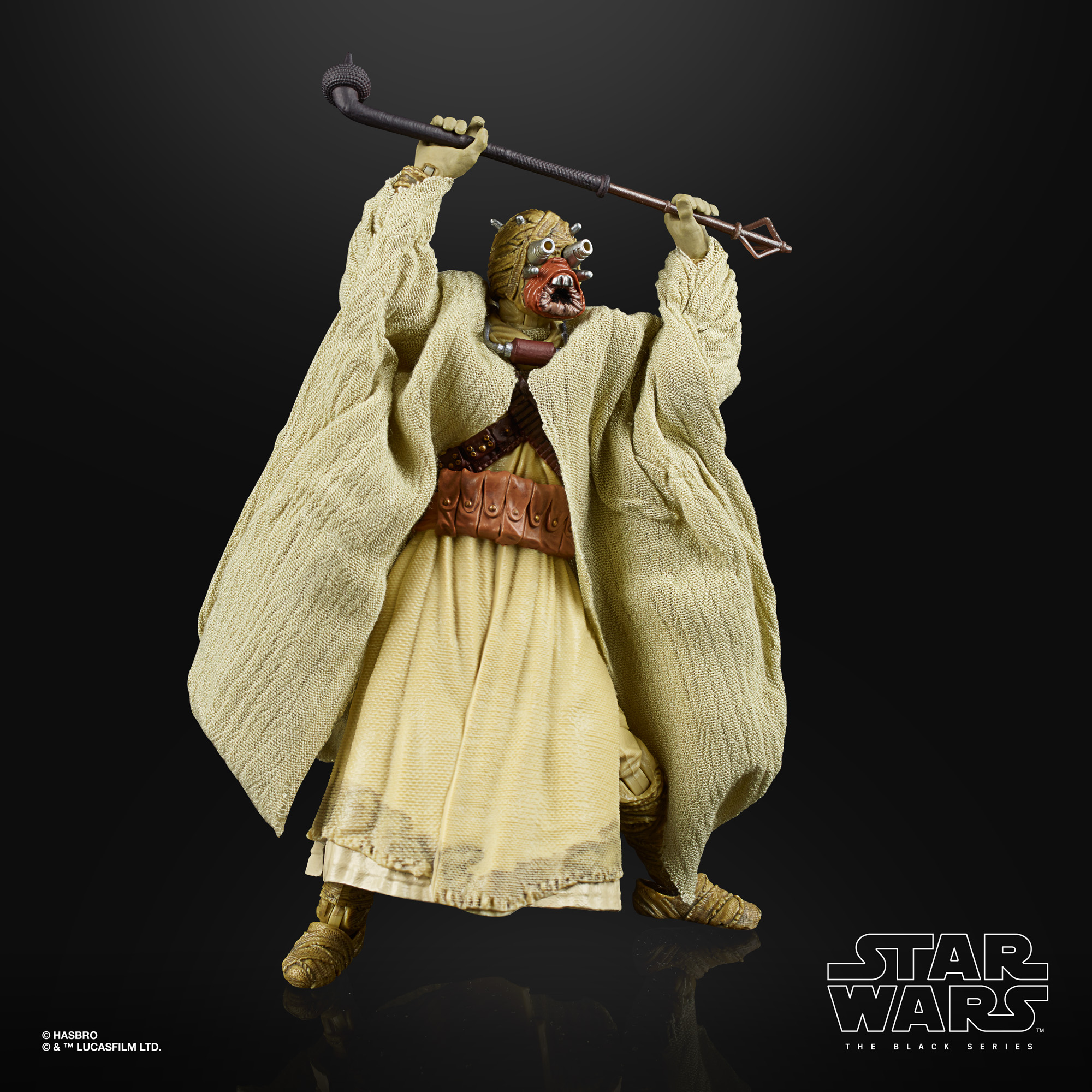 Star Wars The Black Series Archive Line Tusken Raider 15cm F19045L00 5010993825370