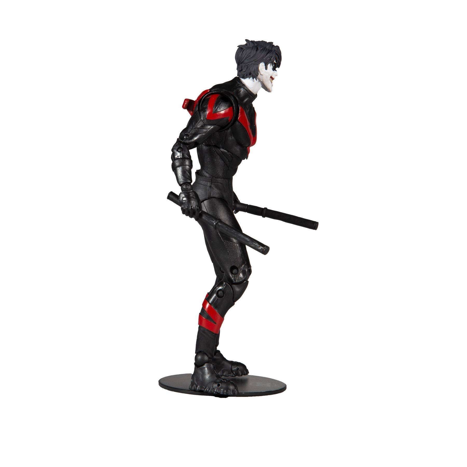 DC Multiverse Actionfigur Nightwing Joker 18 cm MCF15139-8 787926151398
