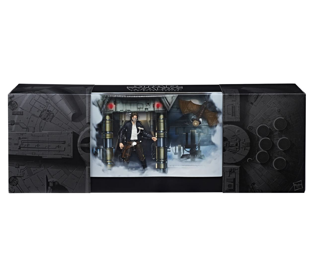 Star Wars The Black Series Star Wars The Empire Strikes Back Han Solo with Mynock
