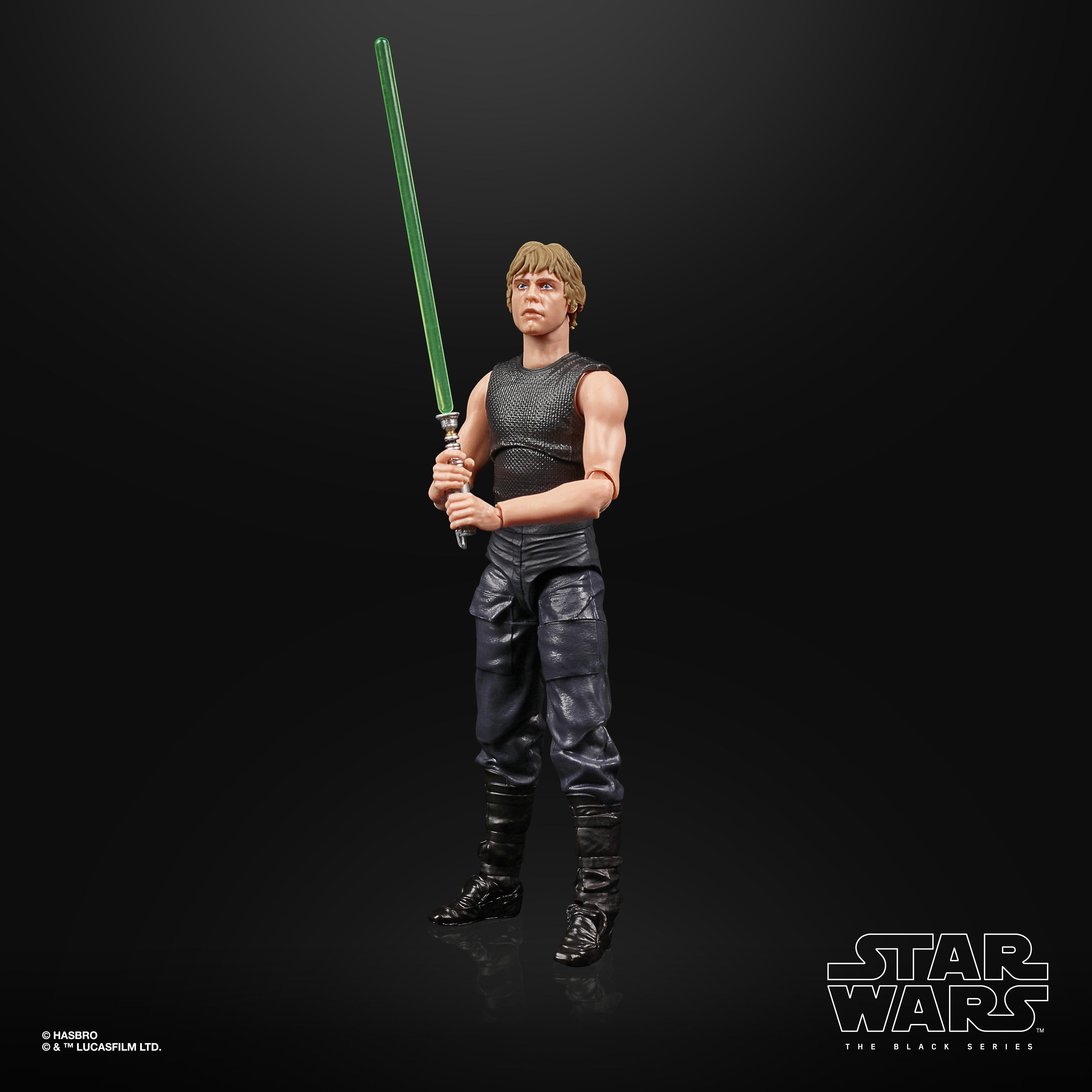 Star Wars The Black Series Luke Skywalker & Ysalamiri LUCASFILM 50TH ANNIVERSARY FIGURE F30065L00 5010993872817