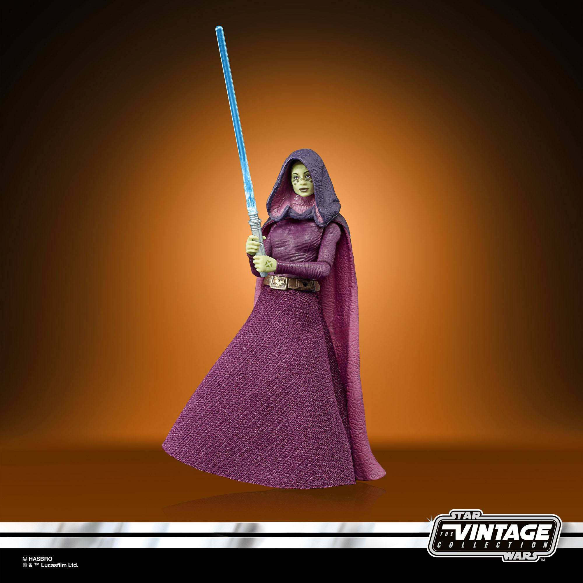 Star Wars The Clone Wars Vintage Collection Actionfigur 2022 Barriss Offee 10 cm F54175L00
