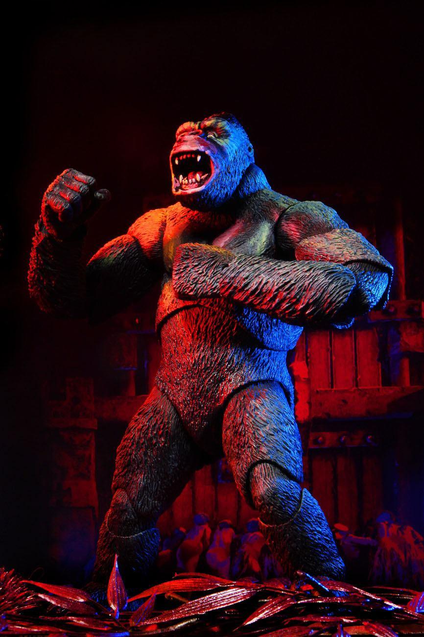 King Kong Actionfigur Ultimate King Kong (illustrated) 20 cm NECA42748 634482427484