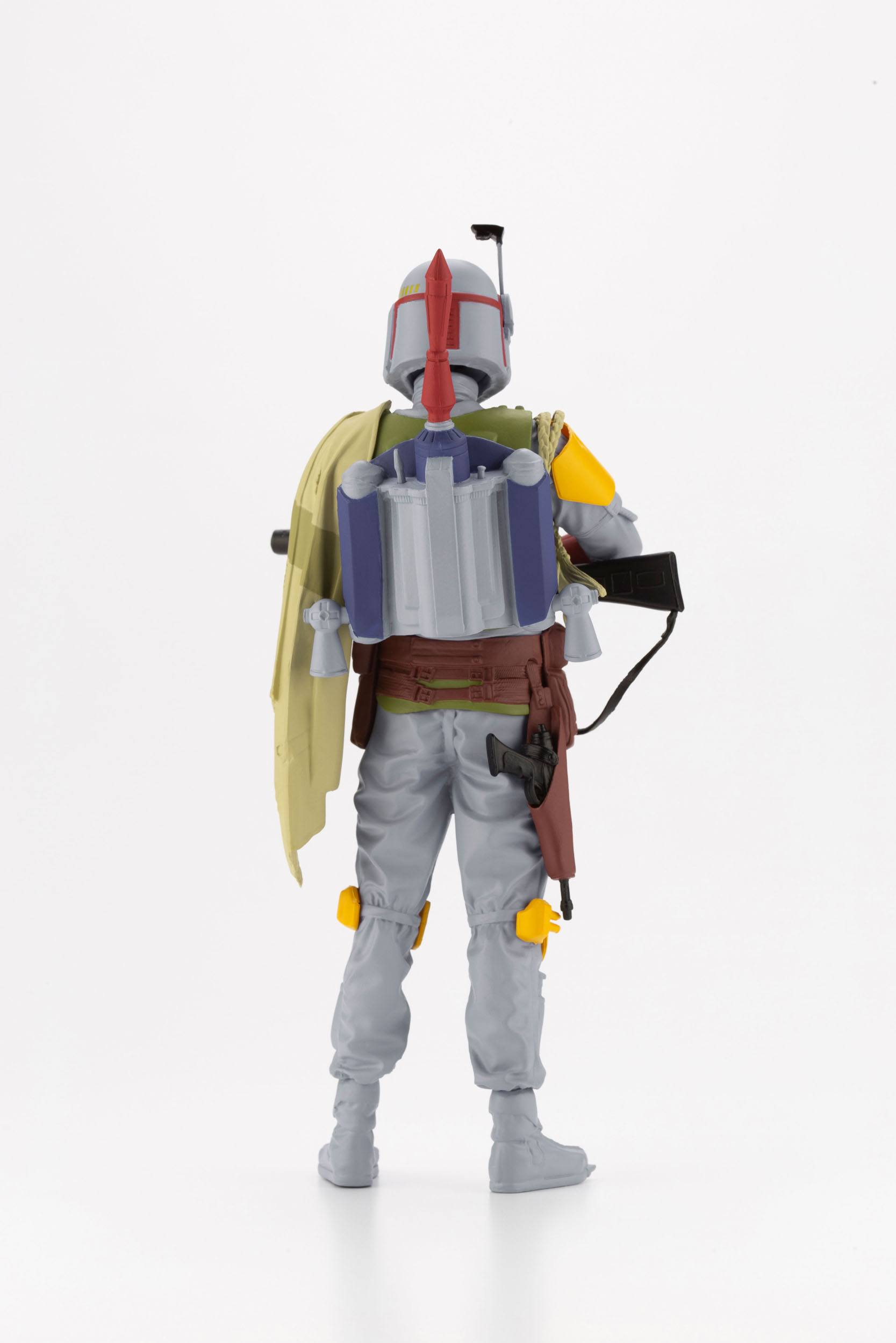Star Wars Episode V ARTFX+ Statue 1/10 Boba Fett Vintage Color Exclusive 19 cm KTOSW180 4934054030859