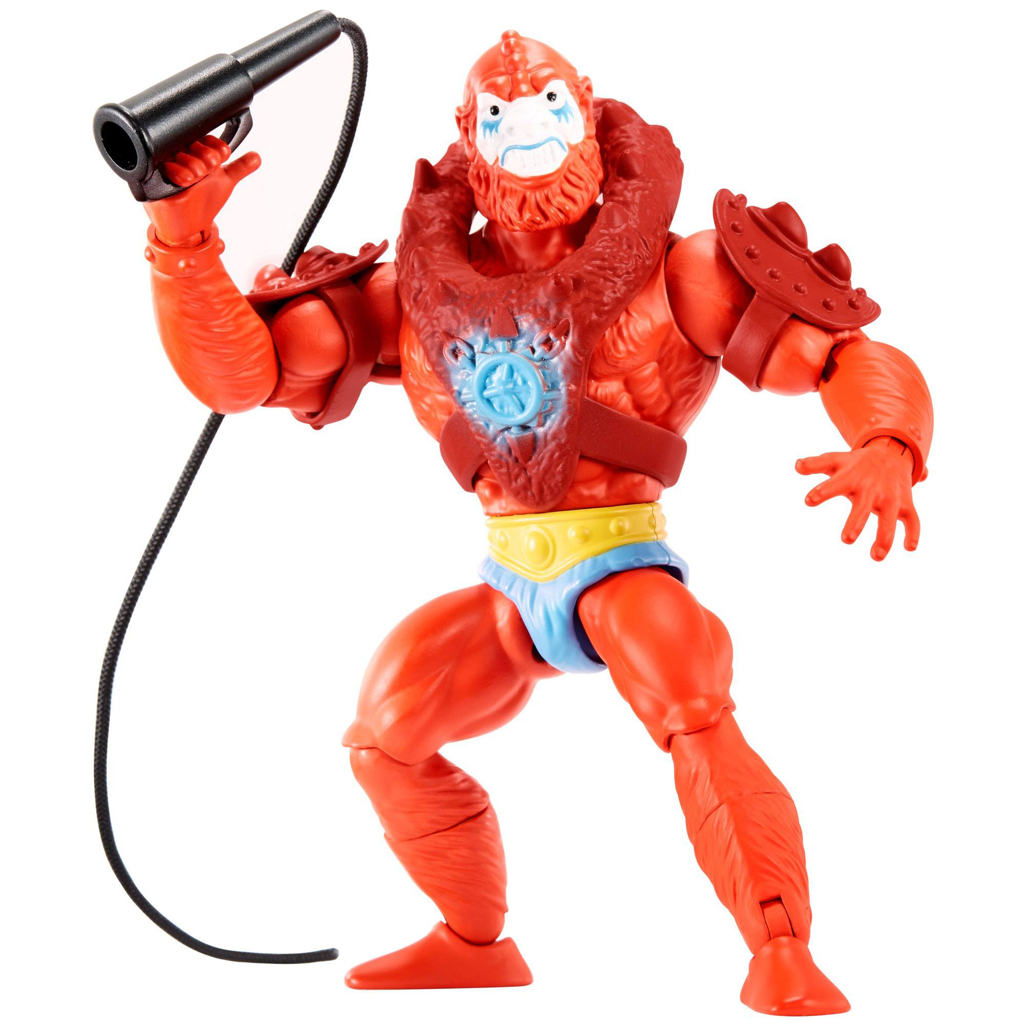 Masters of the Universe Origins Actionfigur 2020 Beast Man 14 cm MATTGNN92 0887961875355